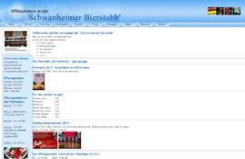 Schwanheimer Bierstubb