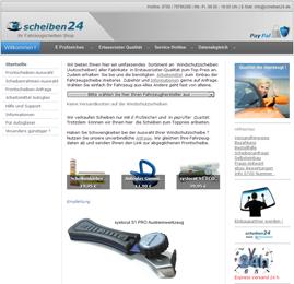 Scheiben24.de - Autoscheiben