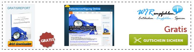 Patientenverfügung Online