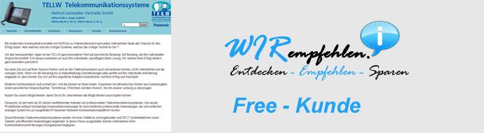 Free - Kunde