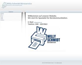 BÜROSERVICE WILLY SCHMIDT